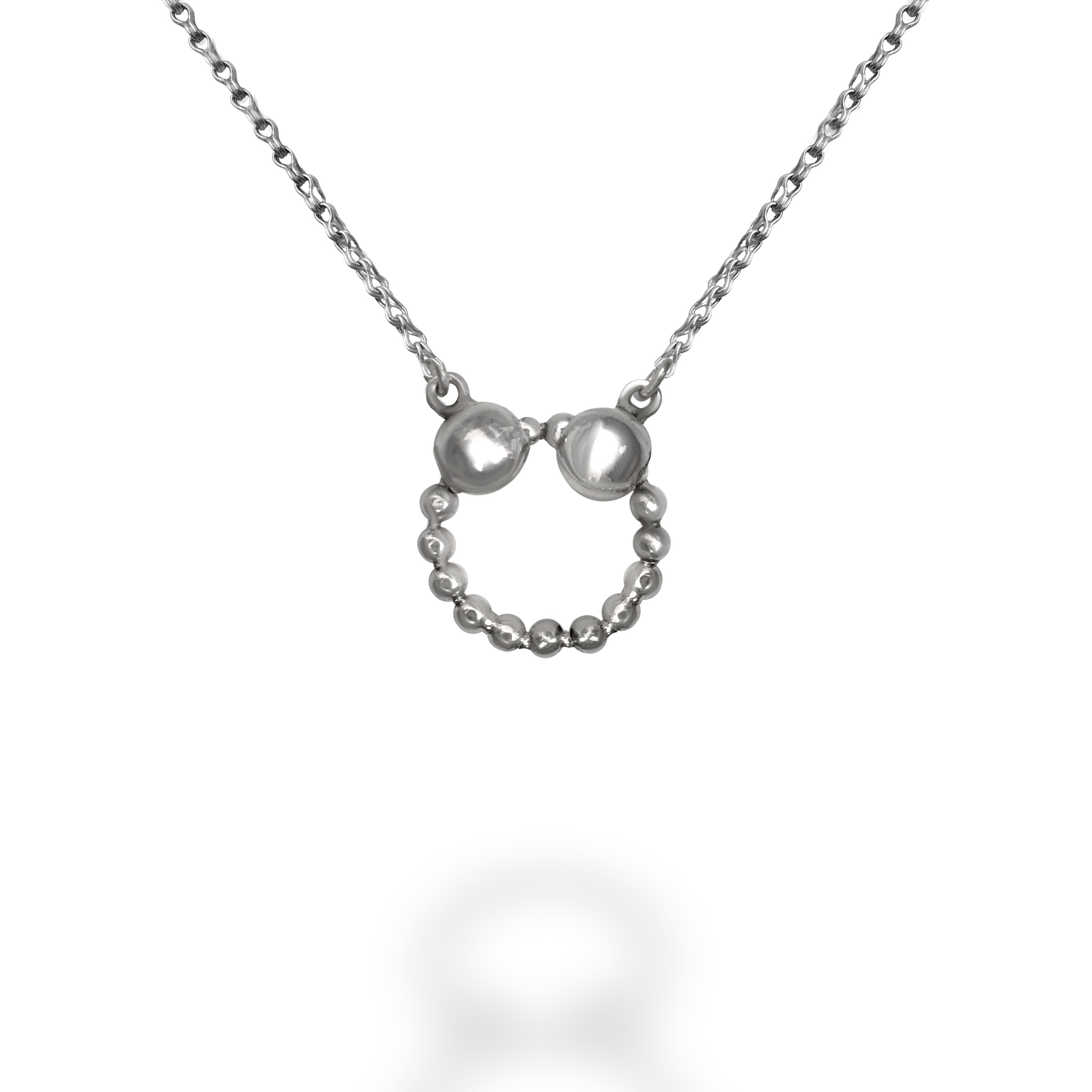 Traveling Speck Choker and Necklace