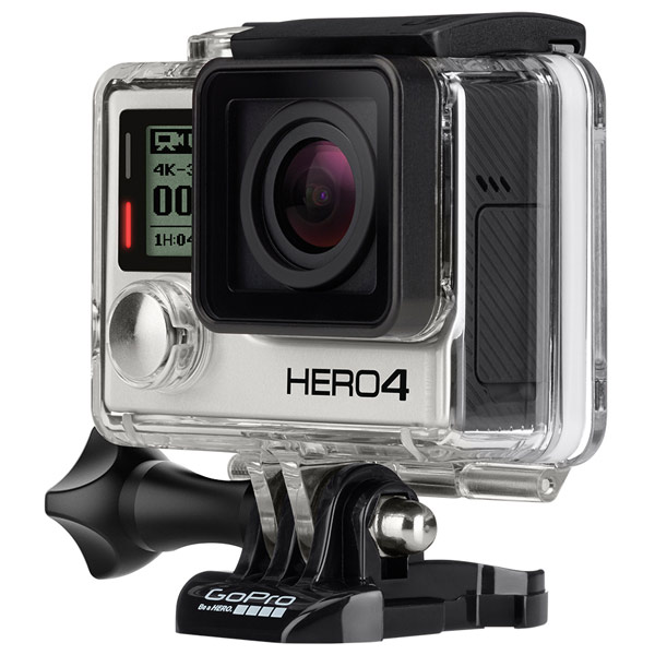GoPro Hero 4 Silver | Tradeline Egypt Apple