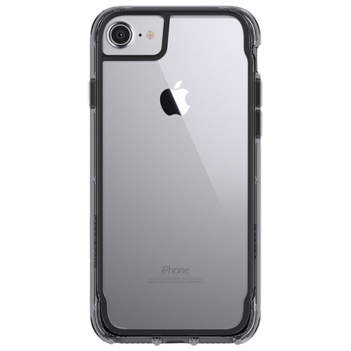 Griffin Survivor Clear for iPhone 7 in Smoke/Clear