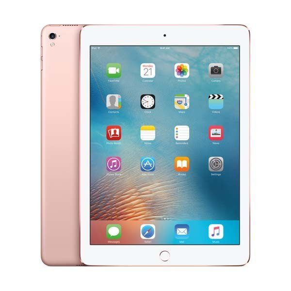"iPad Pro 9.7"" 32GB Wi-Fi Cell Rose Gold 