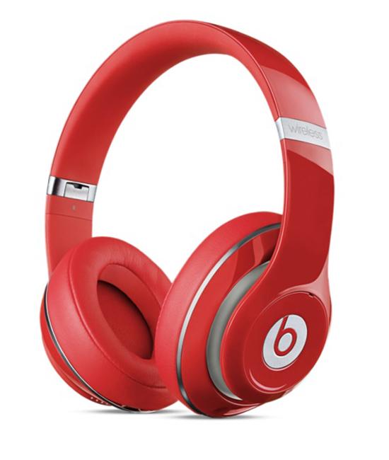 Beats Studio Wireless Red