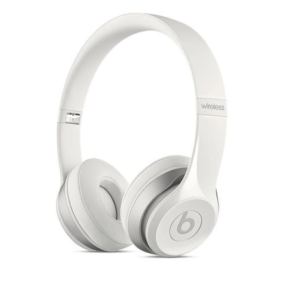 Beats Solo2 Wireless Headphones - White