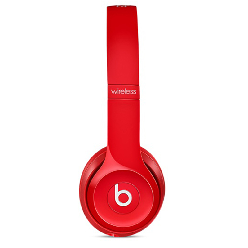 Beats Solo2 Wireless Headphones - Red