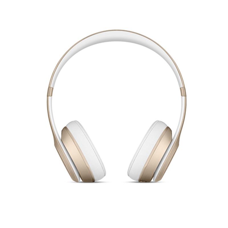 Beats Solo2 Wireless Headphones - Gold | Tradeline Egypt Apple