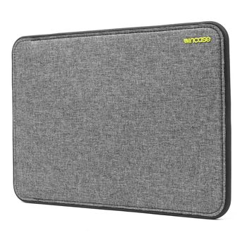 "Incase ICON Sleeve with TENSAERLITE for MB Retina 15"" - Heather Gray / Black"