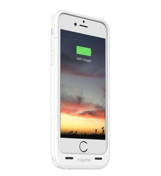 Mophie Juice Pack Air 100 Percent for iPhone 6 White
