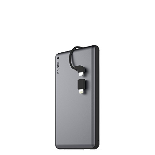 Mophie Powerstation Plus XL 12000 mAh Space Gray