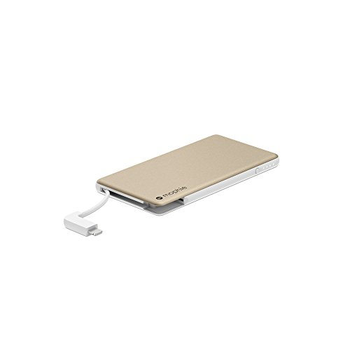 Mophie Powerstation Plus 6000 mAh Gold