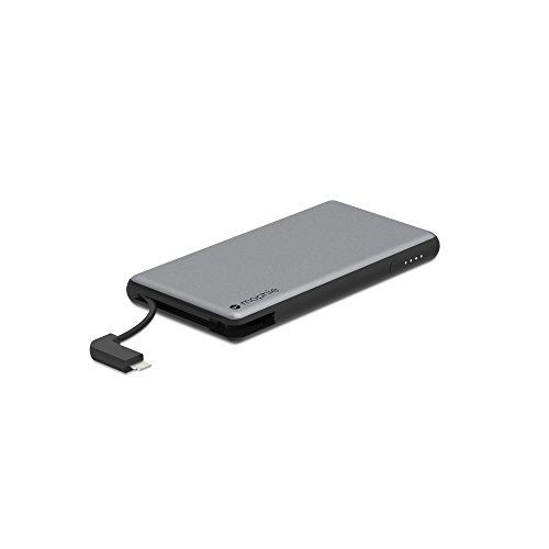 Mophie Powerstation Plus 6000 mAh Space Gray/Black