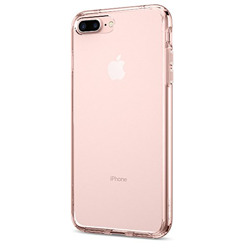 Spigen iPhone 7 Case Ultra Hybrid Rose Crystal