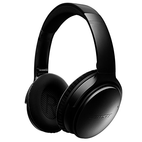 Bose QuietComfort 35 Black- Wireless Headphones