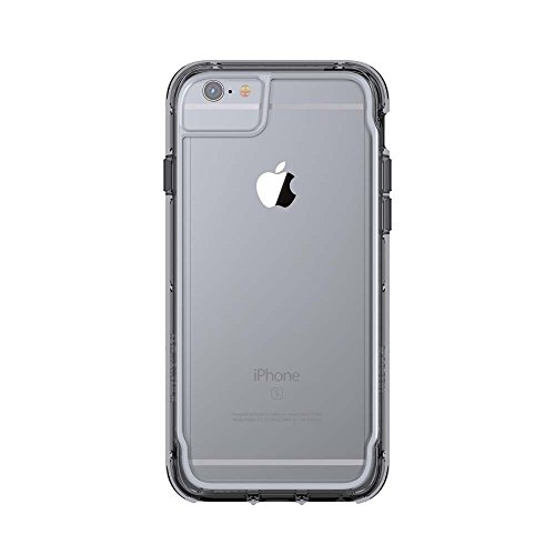 Griffin Survivor Clear for iPhone 7 in Matte Space Gray/Clear