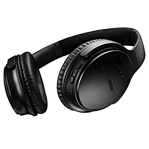 Bose QuietComfort 35 Black- Wireless Headphones