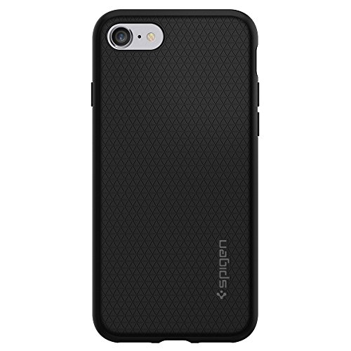 Spigen iPhone 7 Case Liquid Armor Black