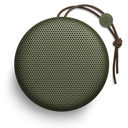 BeoPlay A1 Moss Green - Bluetooth Speaker | Tradeline Egypt Apple