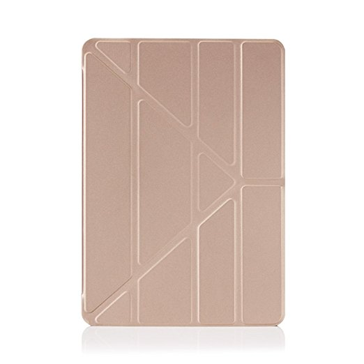 Pipetto Origami Case For iPad Pro 9.7 Champagne Gold