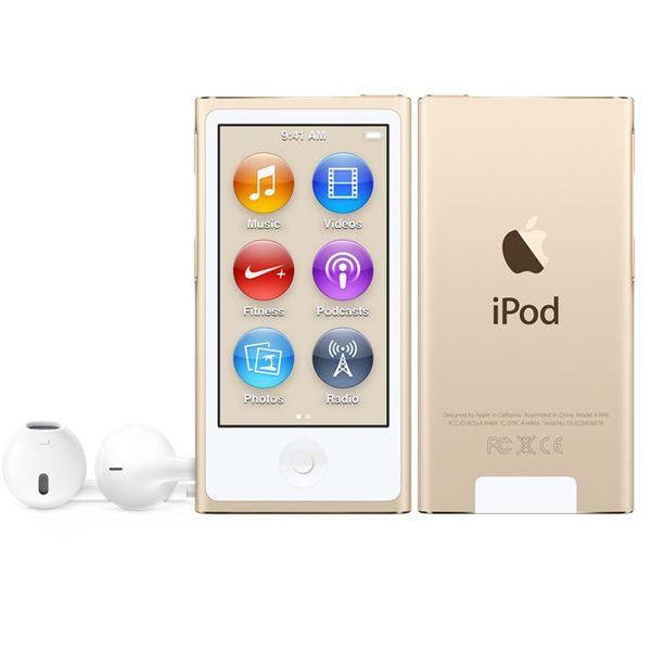 Apple iPod nano 16GB - Gold