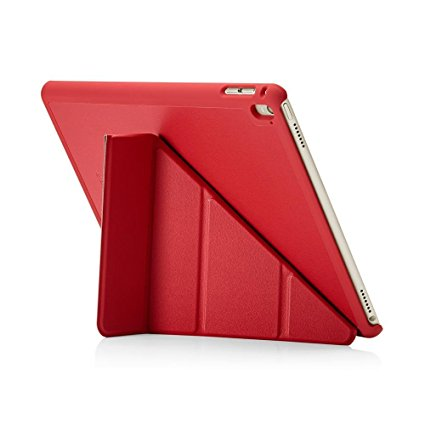 Pipetto Luxe Origami iPad Pro 9.7 Red