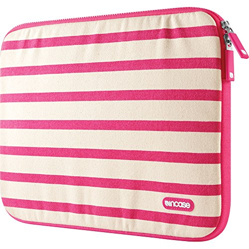 "Incase Stripe Sleeve For MacBook Pro 13"" Pop Pink"