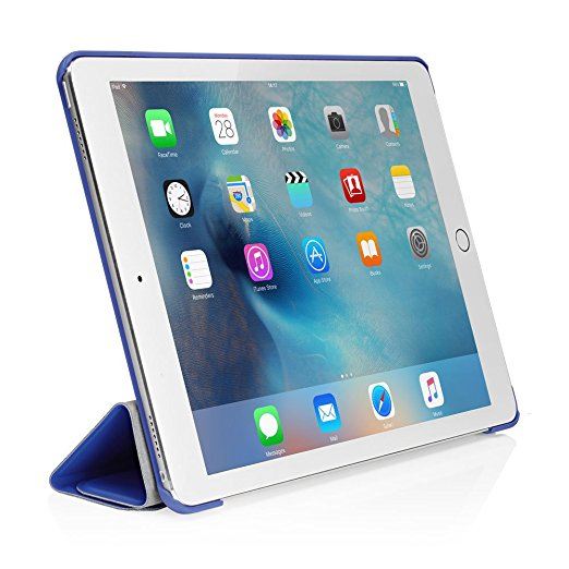 Pipetto The Origami case for iPad Pro 12.9 Blue