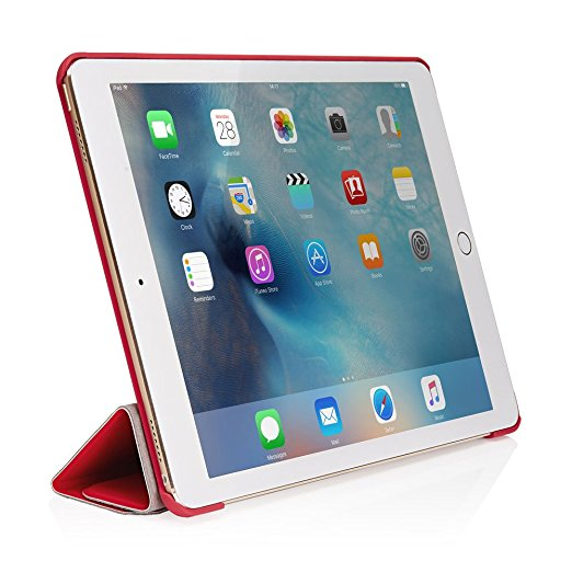 Pipetto The Origami case for iPad Pro 12.9 Red