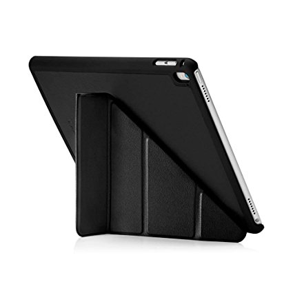 Pipetto Luxe Origami iPad Pro 9.7 Black Lambskin