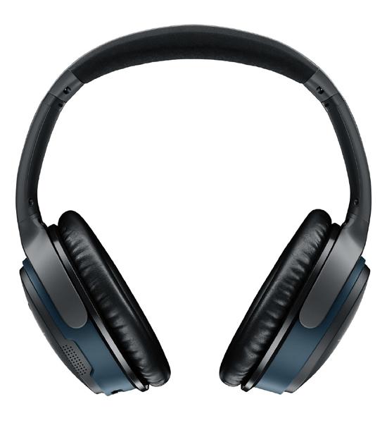 Bose Soundlink Around-Ear Wirless headphones II Black