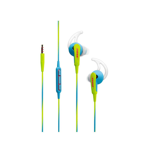 Bose SoundSport Neon Blue