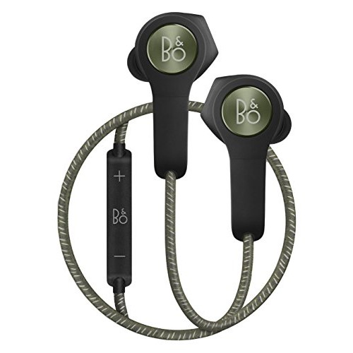 BeoPlay H5 Wireless Earphone Moss Green