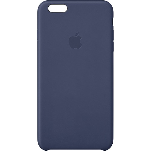 Apple iPhone 6/6s Plus Leather Case Midnight Blue | Tradeline Egypt Apple