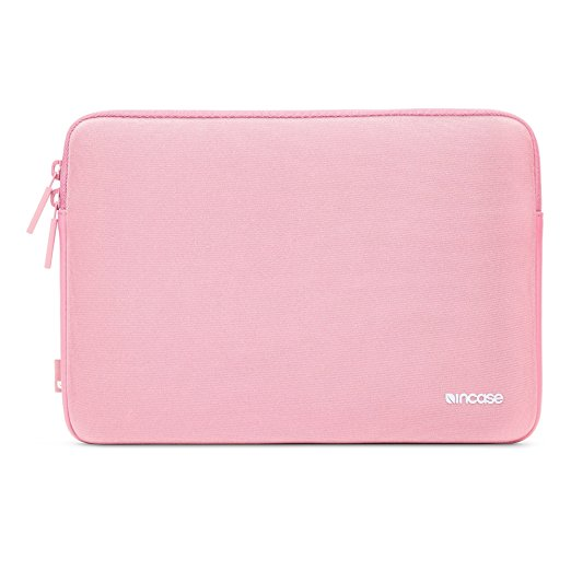 "Incase Ariaprene Classic Sleeve For MacBook 12"" Rose Quartz"