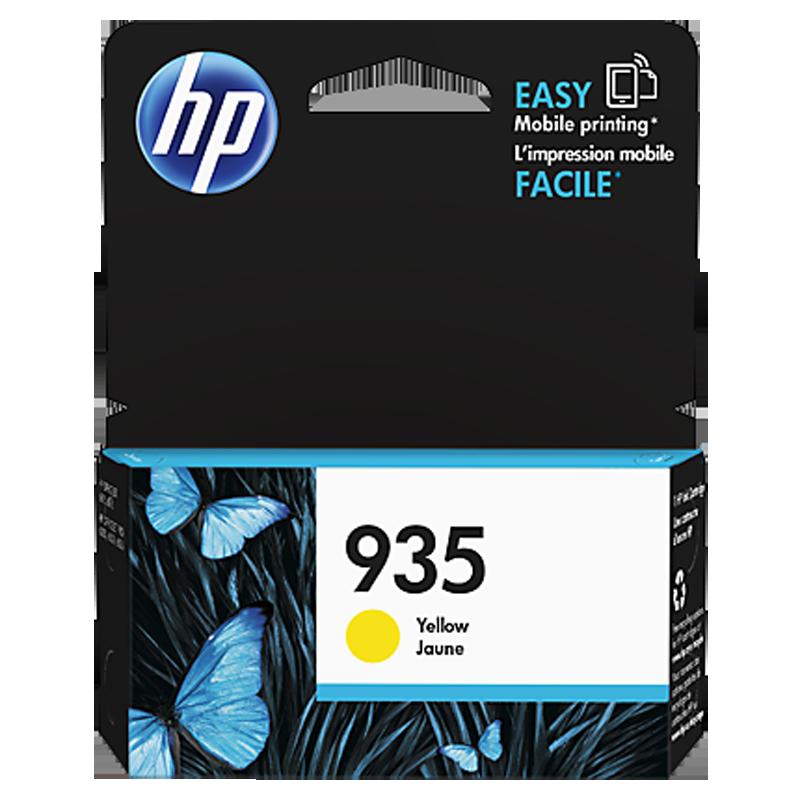 HP 935 Yellow