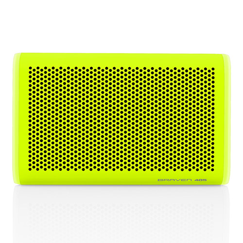 Braven Speaker 405 Electric Green