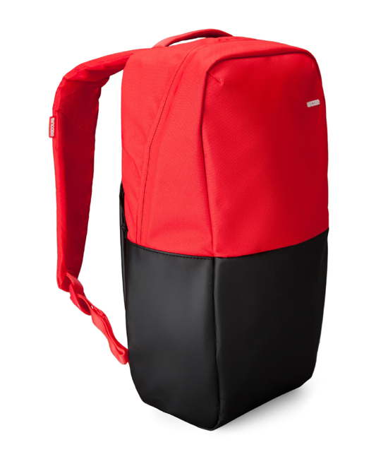 "Incase Staple Backpack fits up to MacBook Pro 15"" Black/Red"
