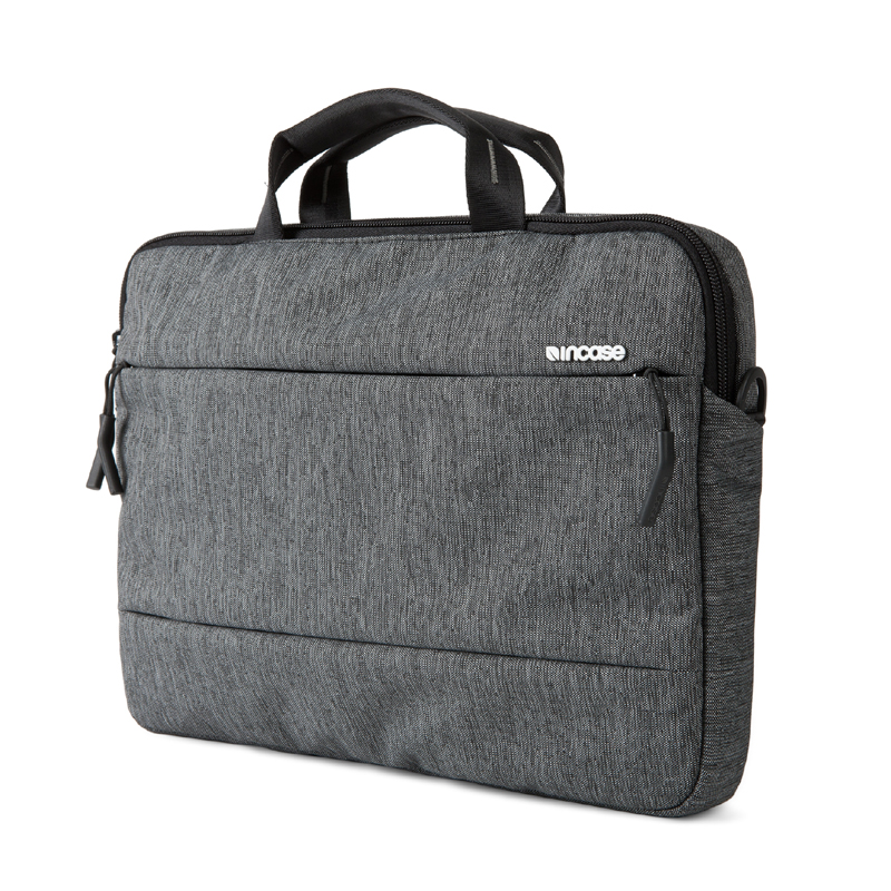 "Incase City Brief For MacBook 15"" Heather Black/Gunmetal Gray"