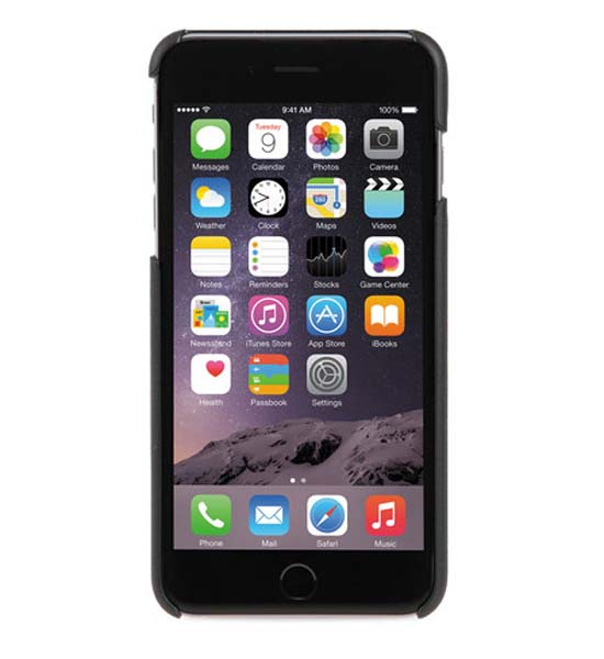 Incase Halo Snap For iPhone 6 Plus Black