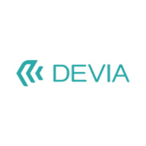 Devia logo | Tradeline Egypt Apple
