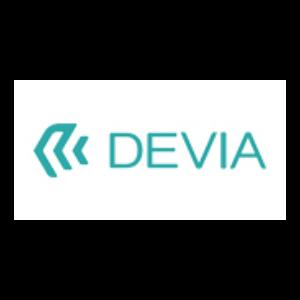 Devia logo | Tradeline Egypt Apple