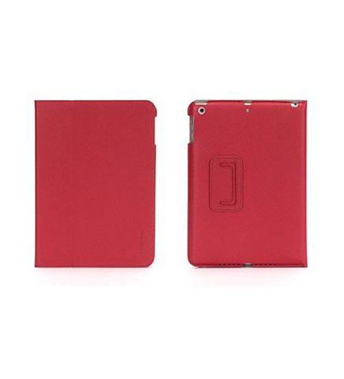Griffin Slim Folio iPad Air Red Gray | Tradeline Egypt Apple