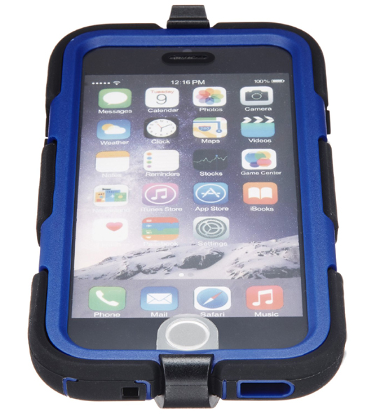 Griffin Survivor iPhone 6 Black/Blue