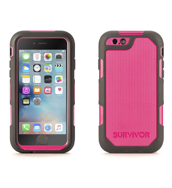 Griffin Survivor Summit iPhone 6/6S Pink