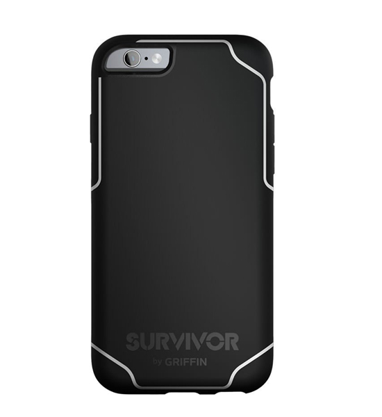 Griffin Survivor Journey iPhone 6/6S White/Black | Tradeline Egypt Apple