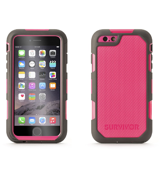 Griffin Survivor Summit iPhone 6/6S Plus Pink
