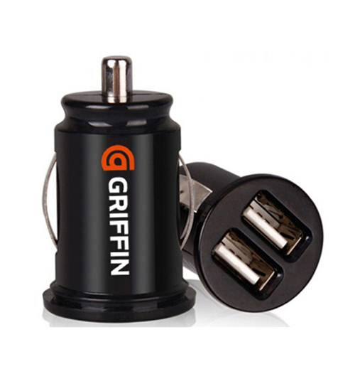 Griffin Compact Dual USB Car Charger