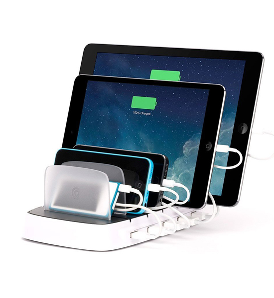 Griffin Power Dock 5 Charging Station + Storage