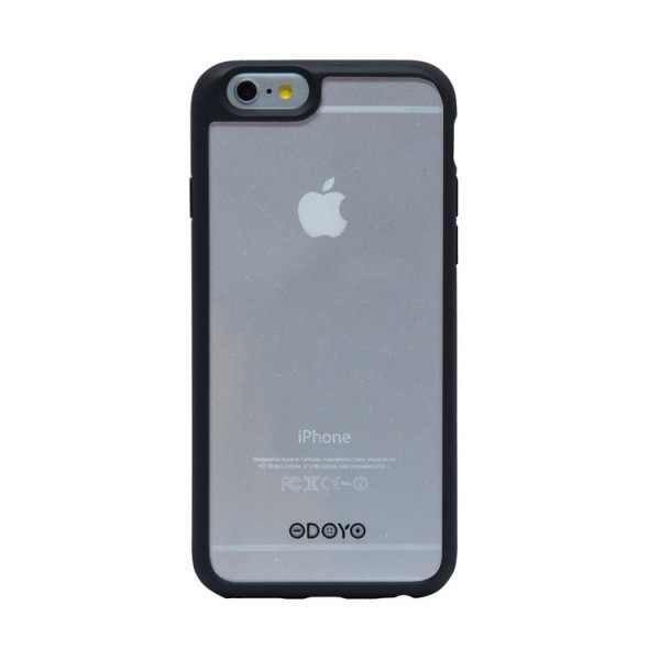 Odoyo Grip Edge Case For iPhone 6/6s Plus Black