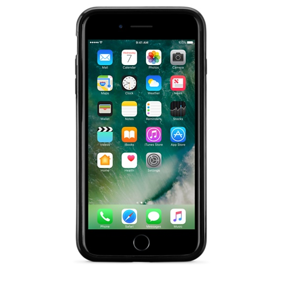 Tech21 Evo Elite for iPhone 7 Plus Brushed Black
