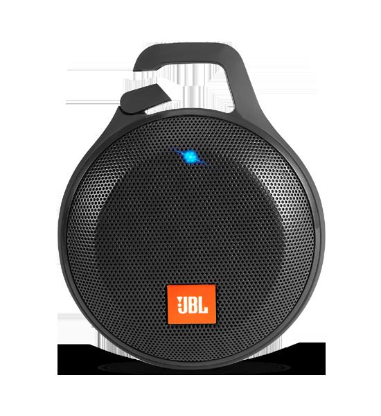 JBL Clip + Speaker Black