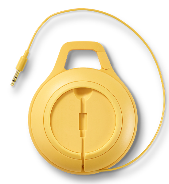 JBL Clip + Speaker Yellow