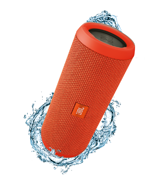 JBL Flip 3 Speaker Orange
